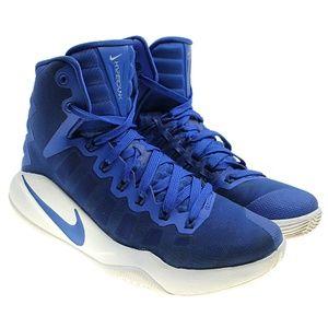 NIKE Hyperdunk 2016 TB Royal Blue Basketball Shoes